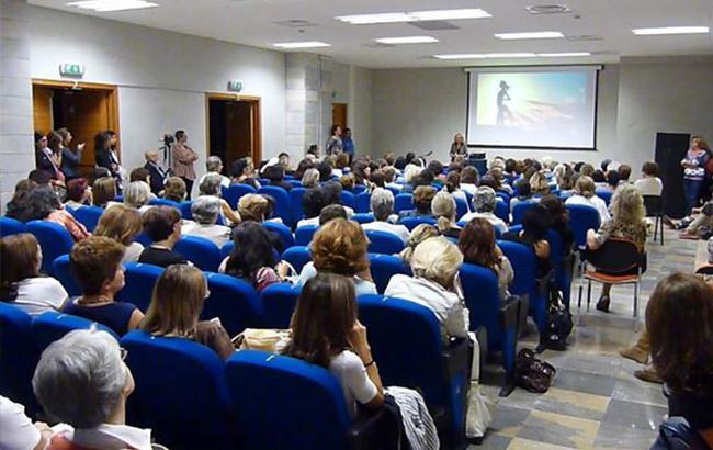 Ginnastica Intima Conferenza