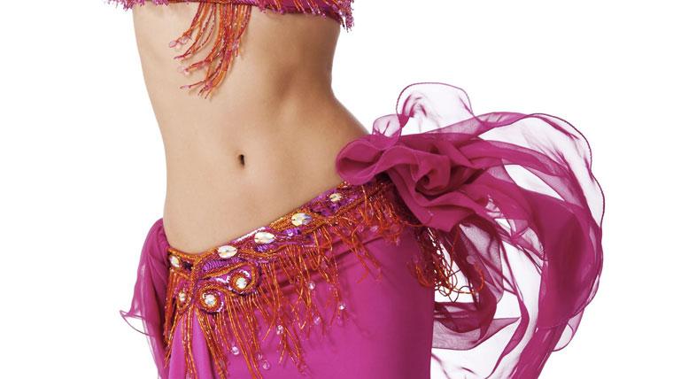La danza del ventre causa problemi al pavimento pelvico