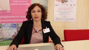 Silvia Arseni: medici e ginecologi della nostra associazione consigliano il metodo Gymintima®